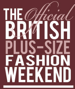 British Plus Size Fashion Weekend Logo